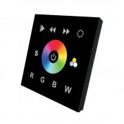 SL-2811DMX érintőgombos fali RGB+W vezérlő