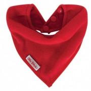 Silly Billyz cuddly fleece bandana slab rood