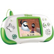 LeapFrog Leapster Explorer Learning Game System, Green(US Version imported by uShopMall U.S.A.)