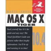 MAC OS X 10.4 Tiger by Maria L. Langer