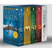 Game of Thrones 5-Copy Boxed Set (George R. R. Martin Song of Ice and Fire Series) by George R. R. Martin
