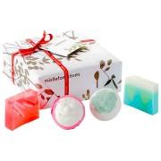 Bomb Cosmetics Mistletoe Kisses Set 1 st