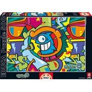 Educa - 16274 - Puzzle Classique - El Pez - 500 Pièces