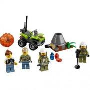 Lego City 60120 Wulkan zestaw startowy - Gwarancja terminu lub 50 zł! BEZPŁATNY ODBIÓR: WROCŁAW!