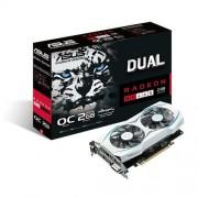 VC, ASUS DUAL-RX460-O2G, 2GB GDDR5, 128bit, PCI-E 3.0