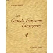 Les Grands Ecrivains Etrangers Et Leur Influence Sur La Litterature Francaise, Morceaux Choisis Illustres
