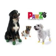 Pawz Dog tappancsvédő Bio kutyacipő L fekete 1 pár