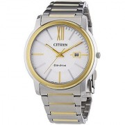 Citizen Multi Stainless Steel Round Dial Quartz Watch For Men (AW1214-57A)