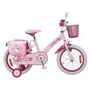 """Hello Kitty - Bicicleta Romantic 16"""" (Injusa 1644)"""