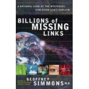 Billions of Missing Links by Geoffrey S Simmons