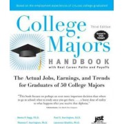 College Majors Handbook with Real Career Paths and Payoffs by Neeta P Fogg