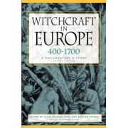 Witchcraft in Europe, 400-1700 by Alan Charles Kors
