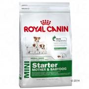 8,5 kg Royal Canin Mini Starter Mother&Babydog kutyatáp