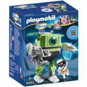 PLAYMOBIL - SUPER 4 - ROBOT (PM6693)