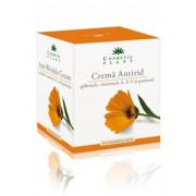 Crema antirid galbenele si pantenol 50 ml Cosmetic Plant