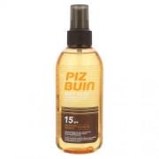 Piz Buin Wet Skin Transparent Sun Spray SPF15 150ml Bräunungskosmetik für Frauen Sonnenschutz