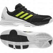 adidas Handballschuh MULTIDO ESSENCE - utility black/solar yellow/ftwr