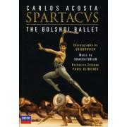Carlos Acosta, The Bolshqi Ballet, Grigorovich - Khachaturian - Spartacus (0044007433034) (2 DVD)