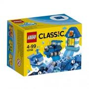 Lego - 10706 - LEGO Classic - Scatola della Creatività Blu