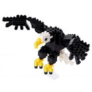 Nano Block Bald Eagle Nbc 138