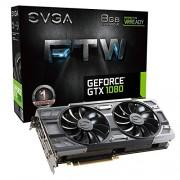 EVGA GeForce GTX 1080 FTW GAMING, 08G-P4-6286-KR, 8GB GDDR5X, ACX 3.0 & RGB LED