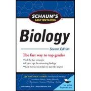Schaum's Easy Outline of Biology by George H. Fried