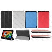 """Acer Iconia Tab A3 A3-A10 A3-A11 (кожен калъф) """"Ultra Thin Ice style"""""""