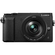 Aparat Foto Mirrorless Panasonic DMC-GX80C, cu Obiectiv 20mm, Filmare Ultra HD 4K, 16 MP, Wi-Fi (Negru)
