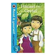 Hansel and Gretel - Read it yourself with Ladybird Level 3