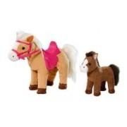 Jucarie Baby Born Interactive Pony Farm Sunny And Baby
