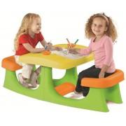 Patio Center gyerek asztal paddal napernyővel KETER Utolsó darabok