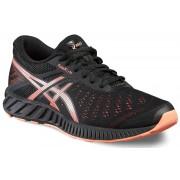 asics fuzeX Lyte But do biegania Kobiety pomarańczowy/czarny Buty Barefoot i buty minimalistyczne
