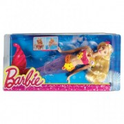 Barbie Sparkle Lights Mermaid CMG74