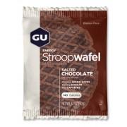 GU Energy StroopWafel - Nutrition sportive - Salted Chocolate 30g beige/marron Compléments alimentaires