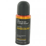 Parfums De Coeur Designer Imposters Mascolino Body Spray 4 oz / 118.3 mL Men's Fragrance 517802
