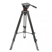 Manfrotto MVK502AM - Kit video telescopic twin legs (MVA502A + MVT502AM)