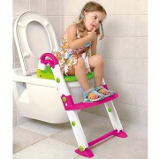 Olita multifunctionala Kids Kit 3 in 1 pink