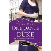 One Dance with a Duke: A Rouge Regency Romance by Tessa Dare