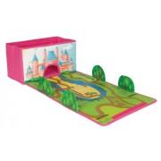 Toytainer Girls Shoebox Play N Store