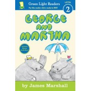 George and Martha Early Reader by James Marshall