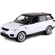 Siva Repuestos 50045-Car Range Rover Sport 1:14 Modelos de tráfico), White