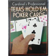 Карти за игра TEXAS HOLDEM POKER