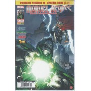 """"""" Puissants Vengeurs Vs Vengeurs Noirs ( 2/2 ) """" ( Avengers : The Initiative - Hulk - The Mighty Avengers - Thor ) : Marvel Heroes N° 35 ( Septembre 2010 ) - Collector Edition"""
