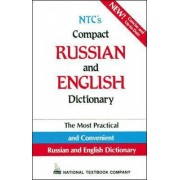 N.T.C's Compact Russian and English Dictionary by L. P. Popova