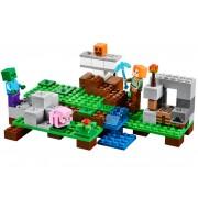 LEGO Golemul de fier (21123)
