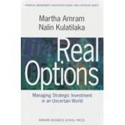Real Options by Martha Amram