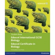 Edexcel International GCSE/certificate Biology Student Book and Revision Guide Pack by Philip Bradfield