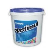 PLASTIMUL, galeata 12kg Emulsie bituminoasa impermeabilizanta pentru fundatii si adeziv polistiren, Mapei