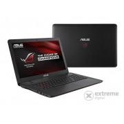 Laptop Asus G551VW-FW278D, negru