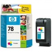HP Cartus inkjet original, color, capacitate mare hp 78 (c6578ae)